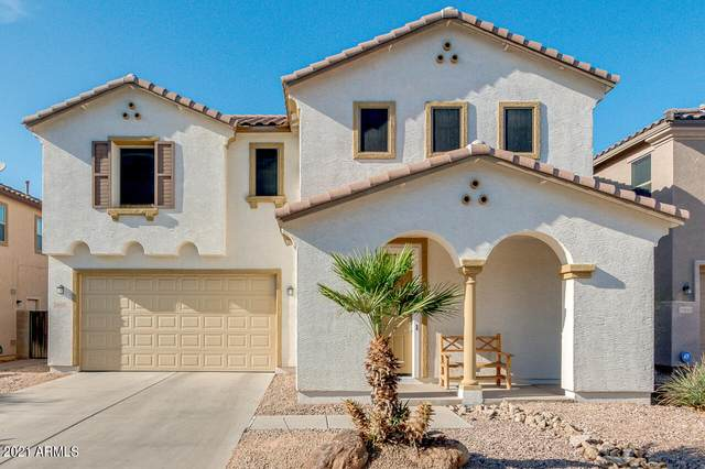 10946 W College Drive, Phoenix, AZ 85037 (MLS #6218459) :: Executive Realty Advisors