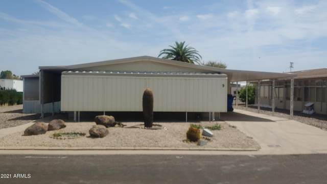 3160 E Main Street #9, Mesa, AZ 85213 (MLS #6218483) :: The Newman Team