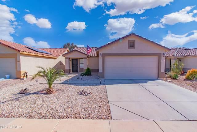 643 W Kingman Loop, Casa Grande, AZ 85122 (MLS #6218486) :: Howe Realty