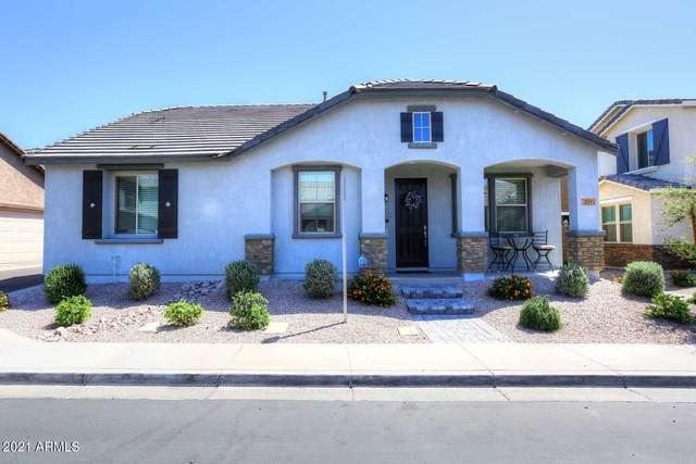 251 N 56TH Place, Mesa, AZ 85205 (MLS #6218495) :: Arizona Home Group