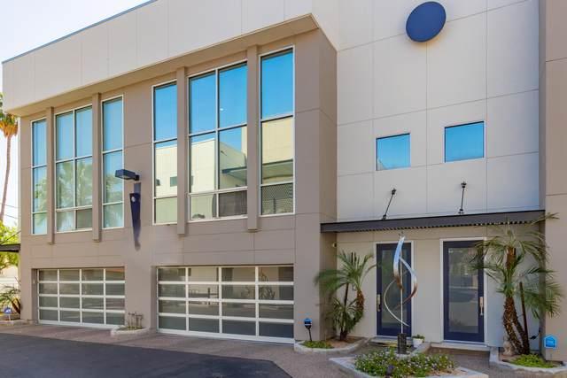 4326 N 25TH Street #107, Phoenix, AZ 85016 (MLS #6218498) :: Yost Realty Group at RE/MAX Casa Grande