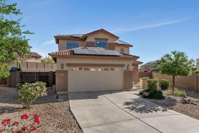 23822 W Adams Street, Buckeye, AZ 85396 (MLS #6218503) :: The Riddle Group