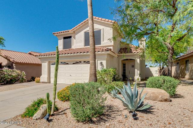 23902 N 72ND Place, Scottsdale, AZ 85255 (MLS #6218505) :: The Newman Team