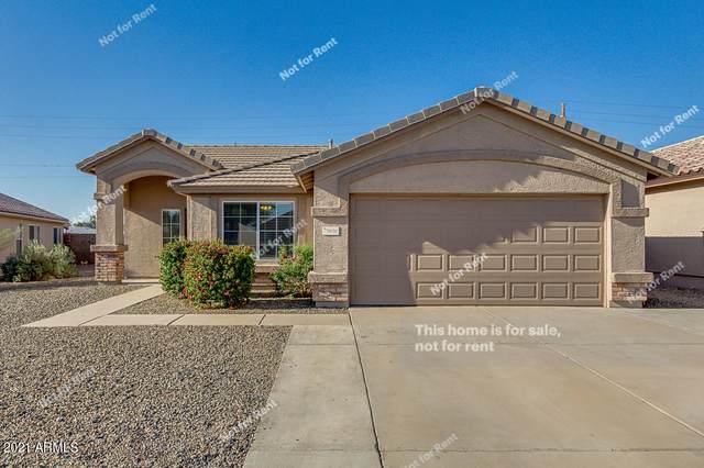 8616 E Calypso Avenue, Mesa, AZ 85208 (MLS #6218525) :: Yost Realty Group at RE/MAX Casa Grande