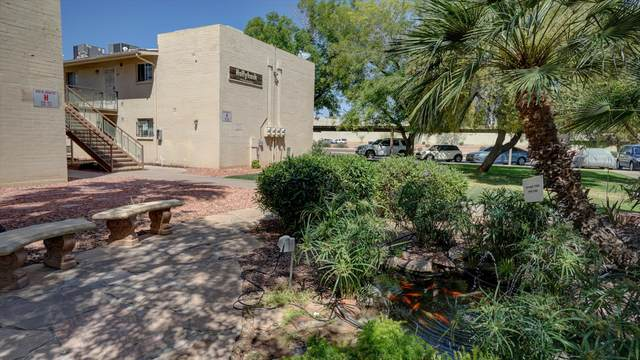 920 N 82ND Street H214, Scottsdale, AZ 85257 (MLS #6218532) :: Yost Realty Group at RE/MAX Casa Grande