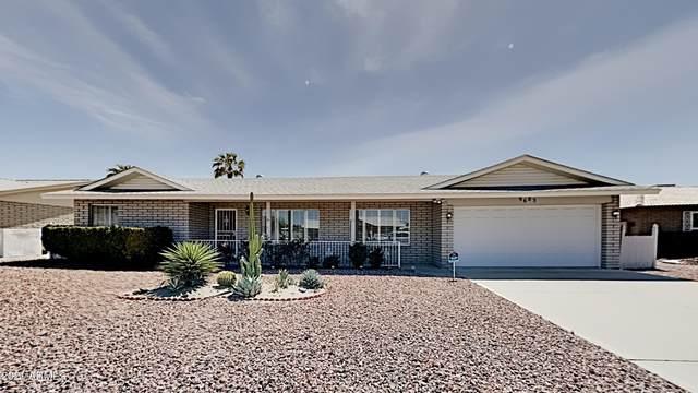 9683 W Purdue Avenue, Peoria, AZ 85345 (MLS #6218540) :: Yost Realty Group at RE/MAX Casa Grande