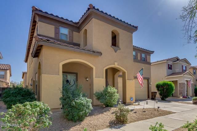 21123 E Tierra Grande Drive, Queen Creek, AZ 85142 (MLS #6218551) :: The Daniel Montez Real Estate Group