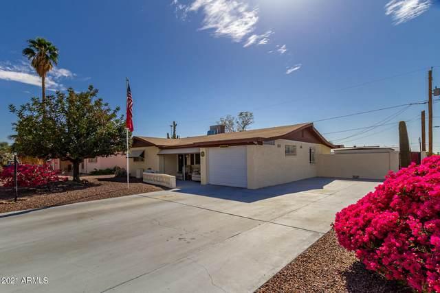 1316 S Grand Drive, Apache Junction, AZ 85120 (MLS #6218562) :: Yost Realty Group at RE/MAX Casa Grande