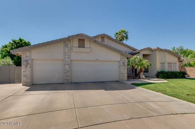 1216 N Benson Lane, Chandler, AZ 85224 (MLS #6218564) :: Yost Realty Group at RE/MAX Casa Grande