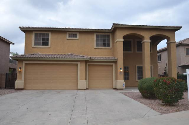 6834 S 58TH Avenue, Laveen, AZ 85339 (MLS #6218565) :: Yost Realty Group at RE/MAX Casa Grande