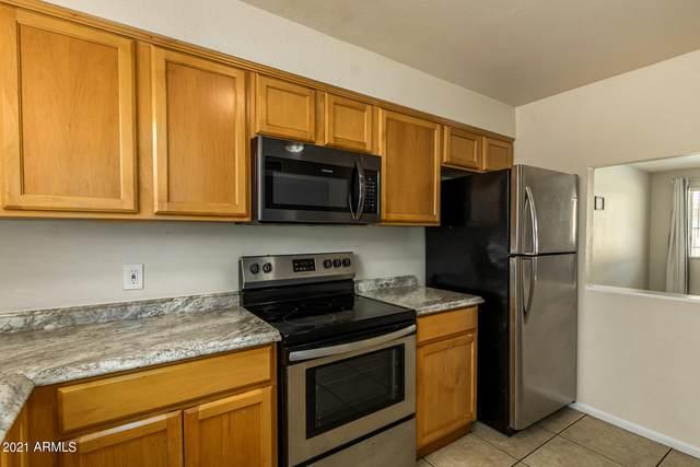 1533 W Missouri Avenue #18, Phoenix, AZ 85015 (MLS #6218569) :: Yost Realty Group at RE/MAX Casa Grande