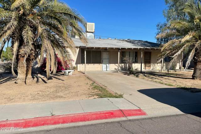 11457 N 114TH Avenue, Youngtown, AZ 85363 (MLS #6218570) :: Yost Realty Group at RE/MAX Casa Grande