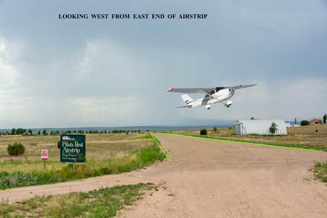11.8 ACRES E Pilot's Rest Airstrip(Lot 4), Paulden, AZ 86334 (MLS #6218587) :: Yost Realty Group at RE/MAX Casa Grande