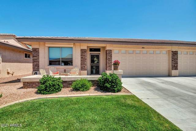 2662 S Springwood Boulevard #385, Mesa, AZ 85209 (MLS #6218589) :: The Dobbins Team