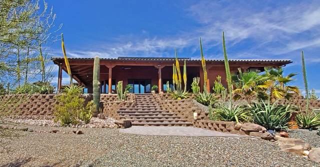 1225 S Lazy Fox Road, Wickenburg, AZ 85390 (MLS #6218590) :: Executive Realty Advisors