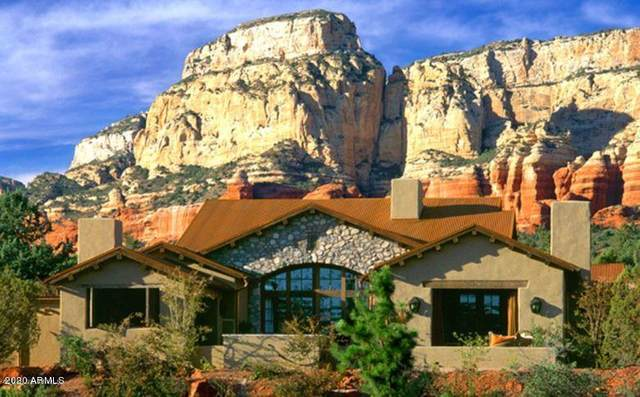 35 Secret Canyon Dr Drive A-0904, Sedona, AZ 86336 (MLS #6218592) :: Yost Realty Group at RE/MAX Casa Grande