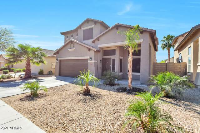 17259 W Smokey Drive, Surprise, AZ 85388 (MLS #6218593) :: Yost Realty Group at RE/MAX Casa Grande