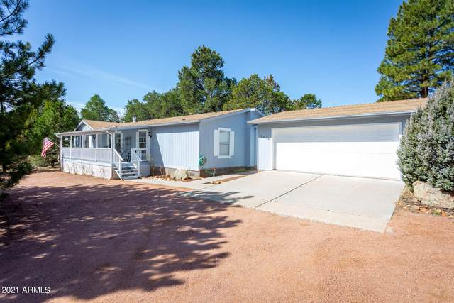 3310 Mogollon Drive, Overgaard, AZ 85933 (MLS #6218603) :: Yost Realty Group at RE/MAX Casa Grande