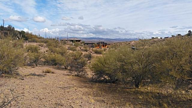 0 S Lazy Fox Road, Wickenburg, AZ 85390 (MLS #6218604) :: West Desert Group | HomeSmart