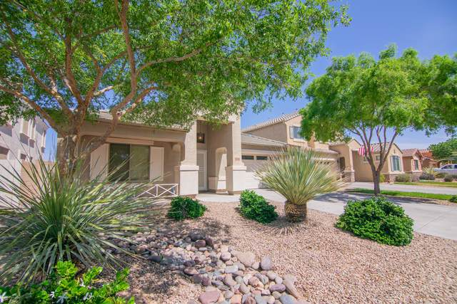 656 E Baker Drive, San Tan Valley, AZ 85140 (MLS #6218630) :: The Daniel Montez Real Estate Group