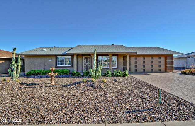 13207 W Hyacinth Drive, Sun City West, AZ 85375 (MLS #6218641) :: The Daniel Montez Real Estate Group