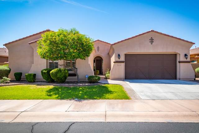 12907 W Via Caballo Blanco, Peoria, AZ 85383 (MLS #6218647) :: The Property Partners at eXp Realty