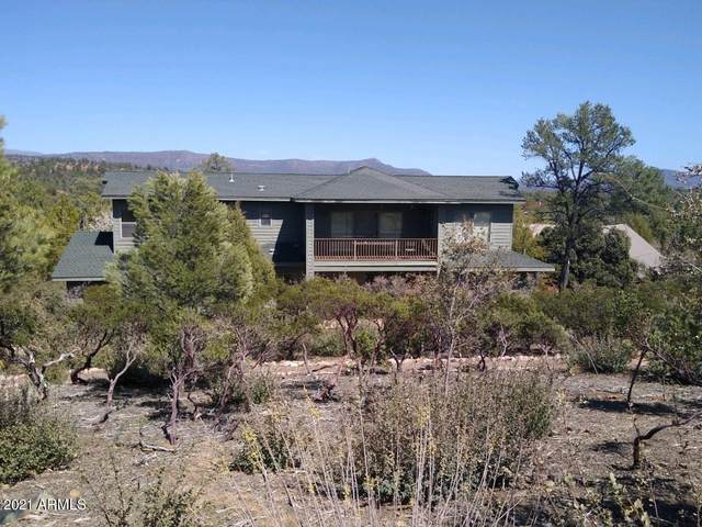 922 N Scenic Drive, Payson, AZ 85541 (MLS #6218662) :: The Property Partners at eXp Realty