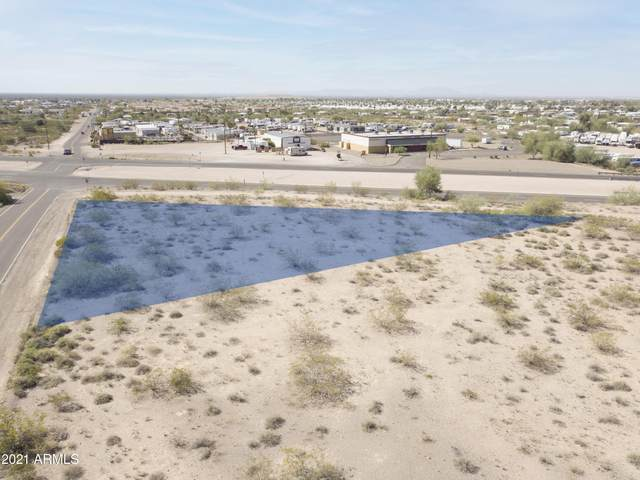0 S Cortez Road, Apache Junction, AZ 85119 (MLS #6218703) :: Devor Real Estate Associates