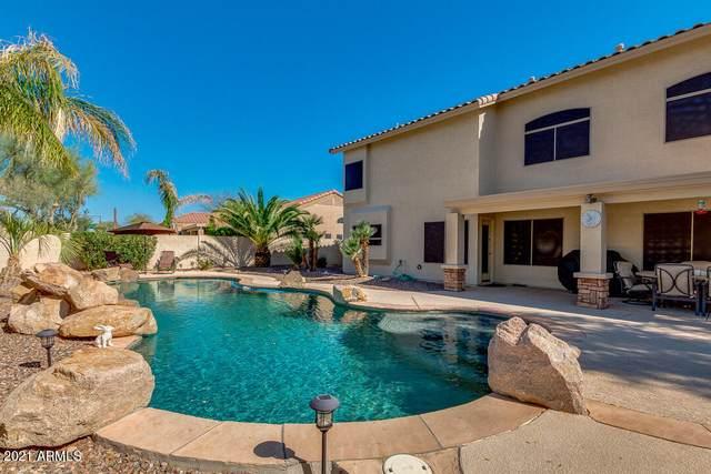 16352 W Roosevelt Street, Goodyear, AZ 85338 (MLS #6218713) :: The Daniel Montez Real Estate Group