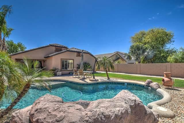 3450 E Phelps Street, Gilbert, AZ 85295 (MLS #6218725) :: Yost Realty Group at RE/MAX Casa Grande