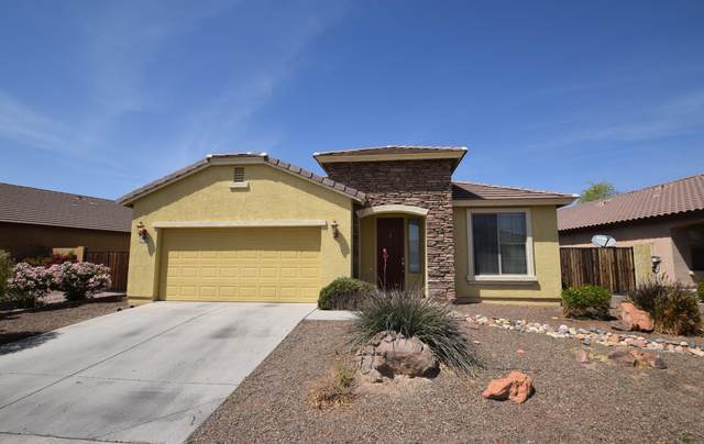 11810 W Villa Chula Lane, Sun City, AZ 85373 (MLS #6218729) :: Executive Realty Advisors