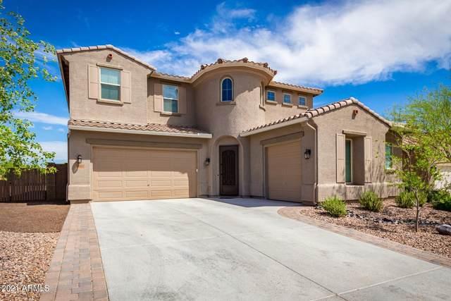 31333 N 137TH Lane, Peoria, AZ 85383 (MLS #6218730) :: Long Realty West Valley