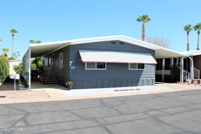 4065 E University Drive #416, Mesa, AZ 85205 (#6218731) :: AZ Power Team