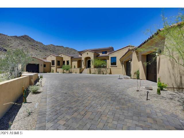 3484 N Granite Ridge Road, Buckeye, AZ 85396 (MLS #6218732) :: Executive Realty Advisors