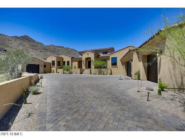 3484 N Granite Ridge Road, Buckeye, AZ 85396 (MLS #6218732) :: Yost Realty Group at RE/MAX Casa Grande