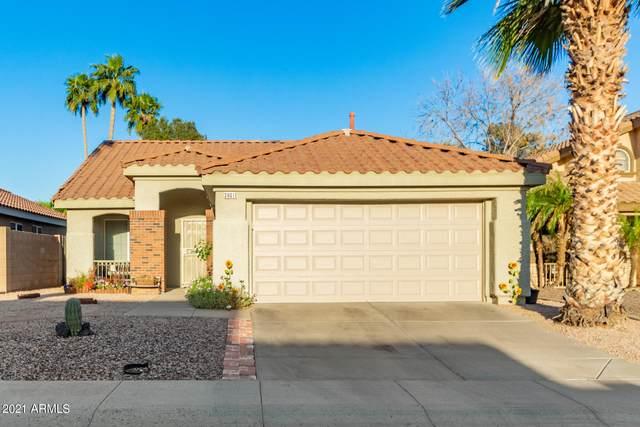 20011 N 33RD Street, Phoenix, AZ 85050 (MLS #6218751) :: Executive Realty Advisors