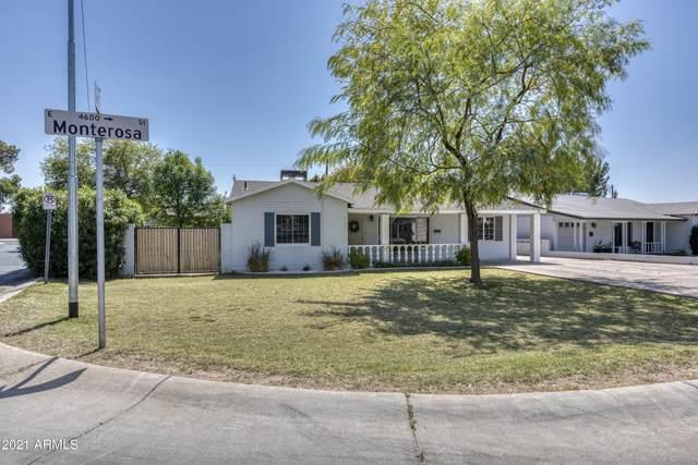 4643 E Monterosa Street, Phoenix, AZ 85018 (MLS #6218764) :: Yost Realty Group at RE/MAX Casa Grande