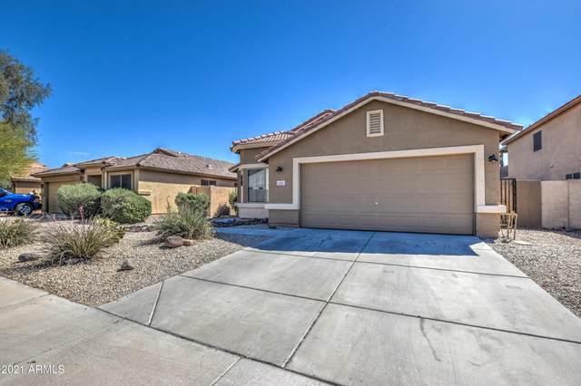 5757 S 249TH Lane, Buckeye, AZ 85326 (MLS #6218767) :: Yost Realty Group at RE/MAX Casa Grande
