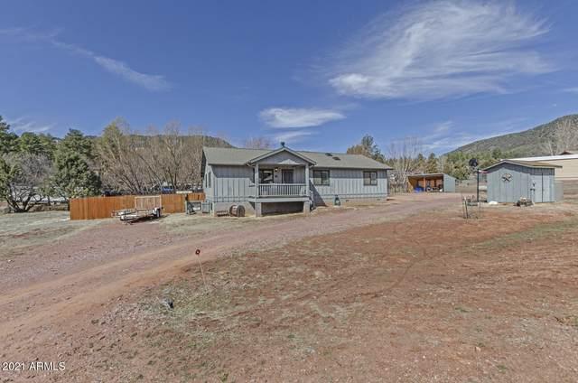 6472 W Randall Place, Pine, AZ 85544 (MLS #6218772) :: Howe Realty