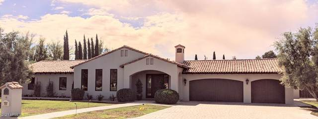 7027 E Vista Drive, Paradise Valley, AZ 85253 (MLS #6218783) :: The Garcia Group