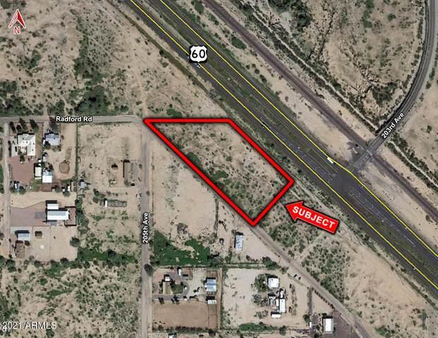 xxxxx N 203rd Avenue, Wittmann, AZ 85361 (MLS #6218789) :: Long Realty West Valley
