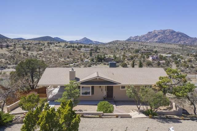 4740 S Bowie Drive, Prescott, AZ 86305 (MLS #6218797) :: Yost Realty Group at RE/MAX Casa Grande