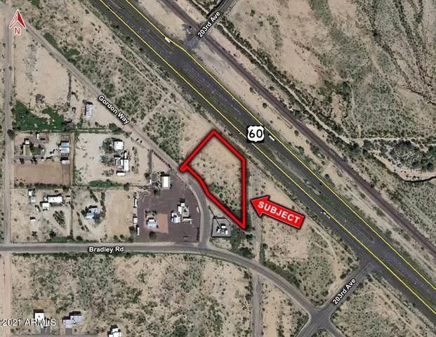 xxxx1 N 203rd Avenue, Wittmann, AZ 85361 (MLS #6218800) :: Long Realty West Valley