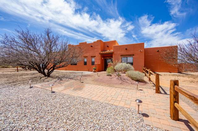 8469 S Calle Cielo Grande, Hereford, AZ 85615 (MLS #6218821) :: Yost Realty Group at RE/MAX Casa Grande