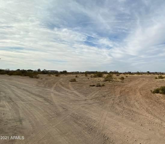 19700 E Happy Road, Queen Creek, AZ 85142 (MLS #6218822) :: Executive Realty Advisors