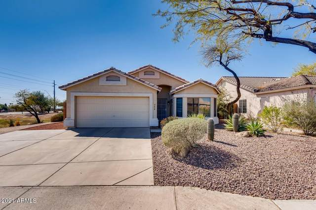 408 N Opal, Mesa, AZ 85207 (MLS #6218832) :: Executive Realty Advisors