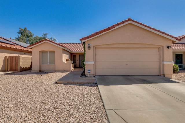 833 N Layman Street, Chandler, AZ 85225 (MLS #6218843) :: Yost Realty Group at RE/MAX Casa Grande