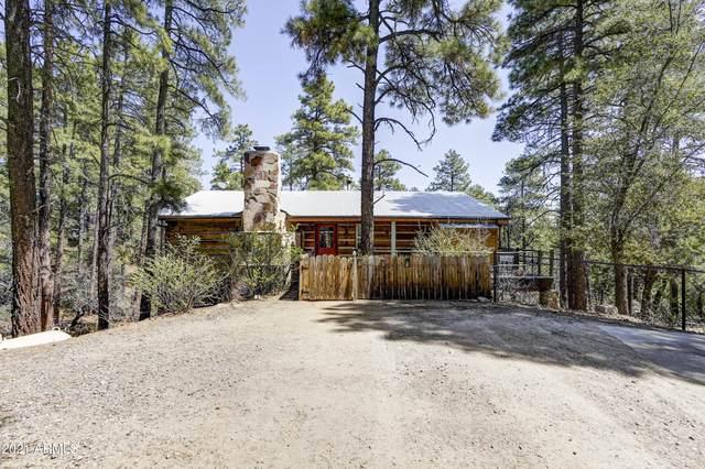 1133 N Madizell Drive, Prescott, AZ 86305 (MLS #6218858) :: Yost Realty Group at RE/MAX Casa Grande