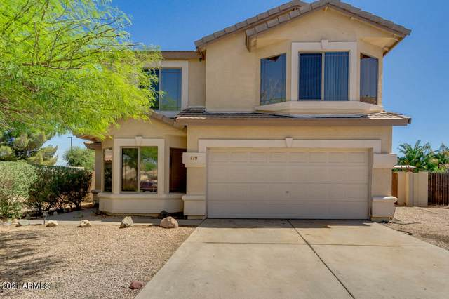 719 S Buckskin Terrace, Gilbert, AZ 85296 (MLS #6218861) :: Yost Realty Group at RE/MAX Casa Grande