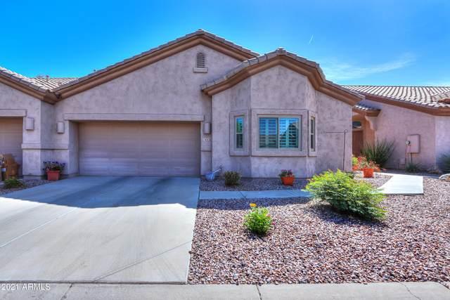 1452 N Desert Willow Street, Casa Grande, AZ 85122 (MLS #6218862) :: The Riddle Group